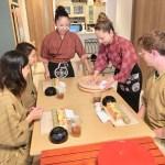酢飯作り方デモンストレーション