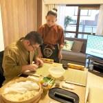 極み寿司づくりコース 巻き寿司作り