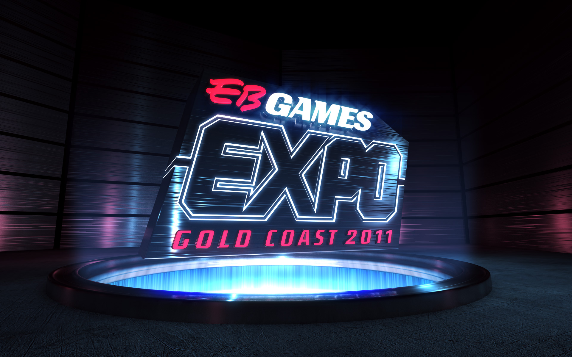 EB Games Expo on the Gold Coast