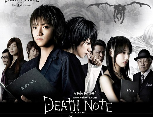 Review: Death Note 1 Live Action Movie
