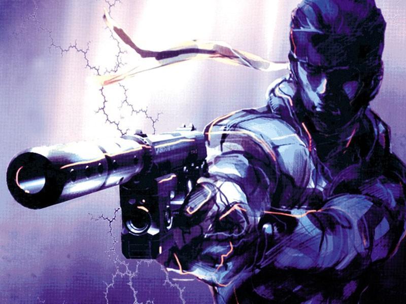 Metal Gear HD Supports Online Co-Op