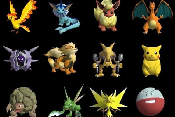 New Pokemon game? Not quite.