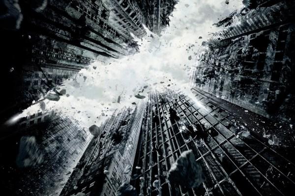 The Dark Knight Rises teaser poster!!