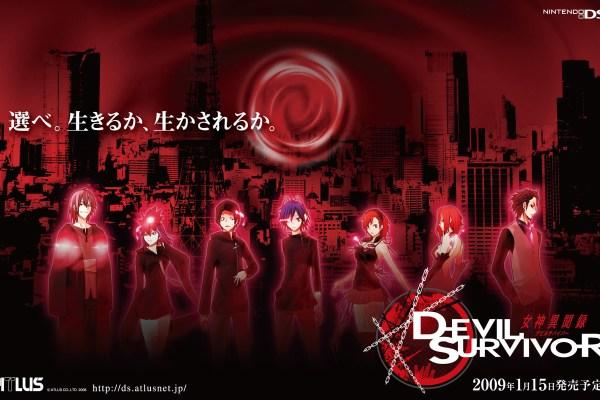 Devil Survivor 2 Trailer