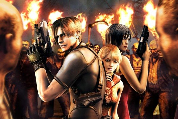 Biohazard Release Sees Three Games On One Disc