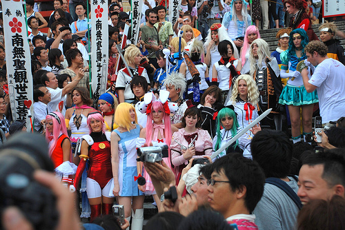 World Cosplay Summit Winners