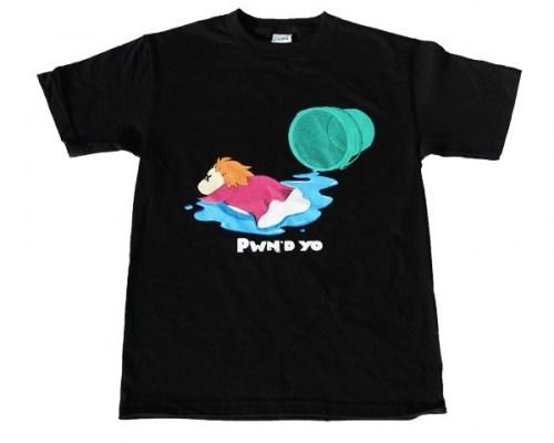 Review: Pwndyo Ponyo Parody T-Shirt