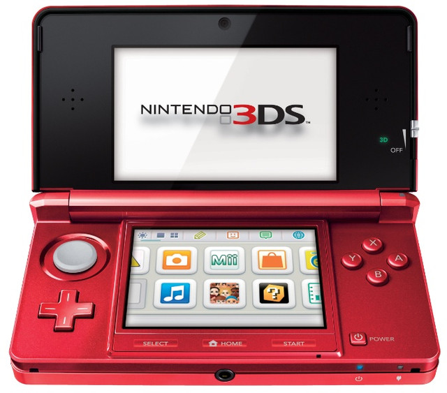 3DS Ambassador Games Are Live in Australia