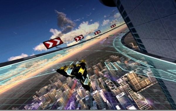 Wipeout 2048 Vita Trailer