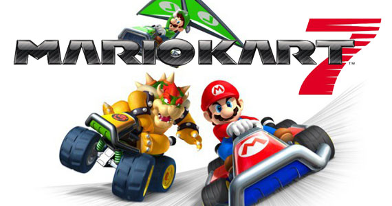Mario Kart 7 Spot On Everyone's Channel