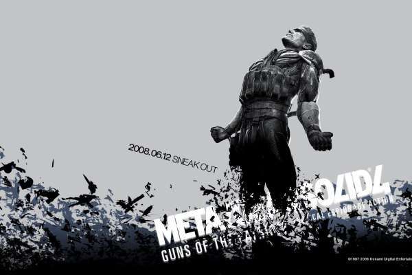 Metal Gear Solid HD Site Launches Soon