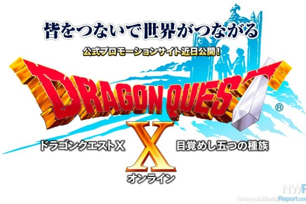 Dragon Quest X To Appear On Wii & Wii U