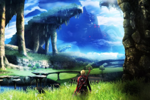 Mechs for Wii U RPG from Xenoblade makers