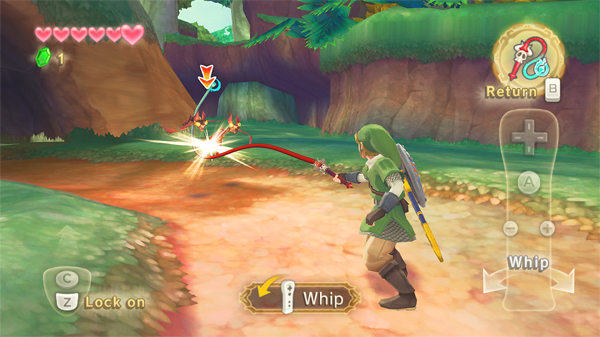 TGS Skyward Sword Presentation In English