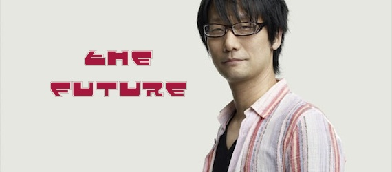 Hideo Kojima As An Anime Character