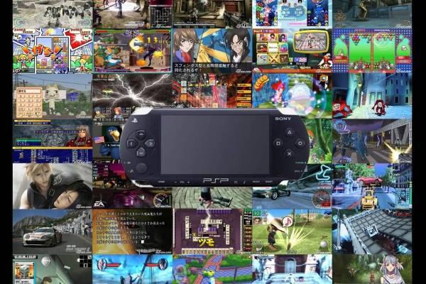 PSP Still Strong In Japan