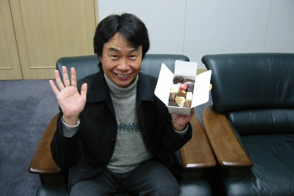 Miyamoto Confirms Something Is In The Works
