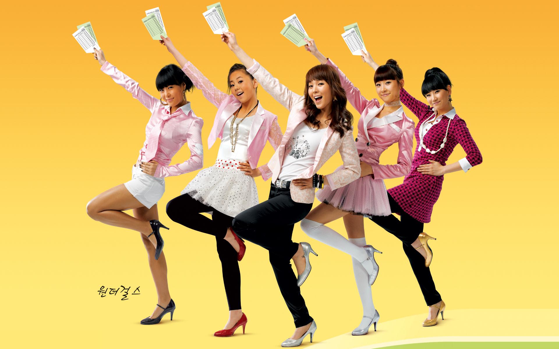 Wonder Girls Release Compilation In Japan