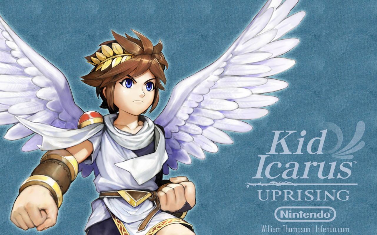 Figma For Kid Icarus Uprising's Pit