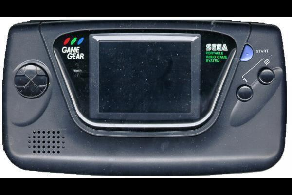 Game Gear Virtual Console For 3DS