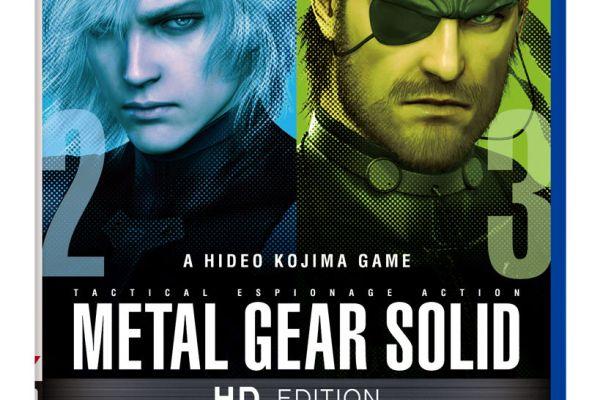 New Metal Gear Solid HD Vita Commercial