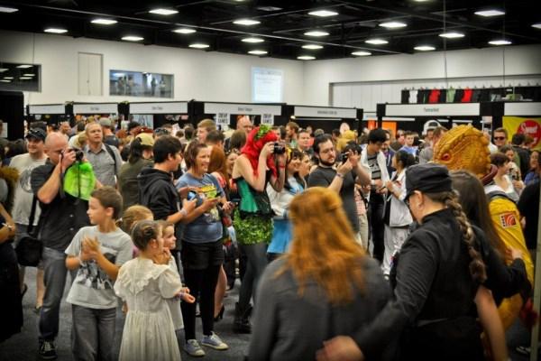 Oz Comic Con Wrap Up – Melbourne 30/06 & 01/07 '12