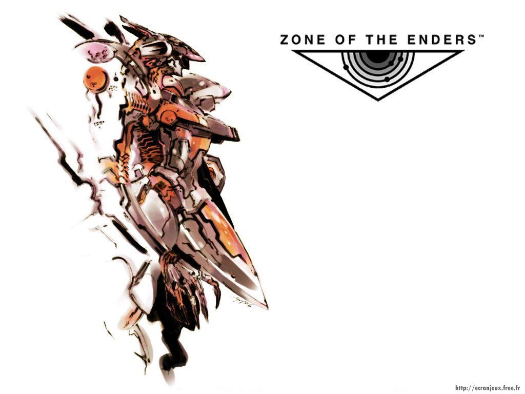 Zone Of The Enders The 2nd Runner Opening Movie