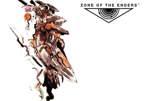 Zone of the Enders: HD Collection Gets New Intro