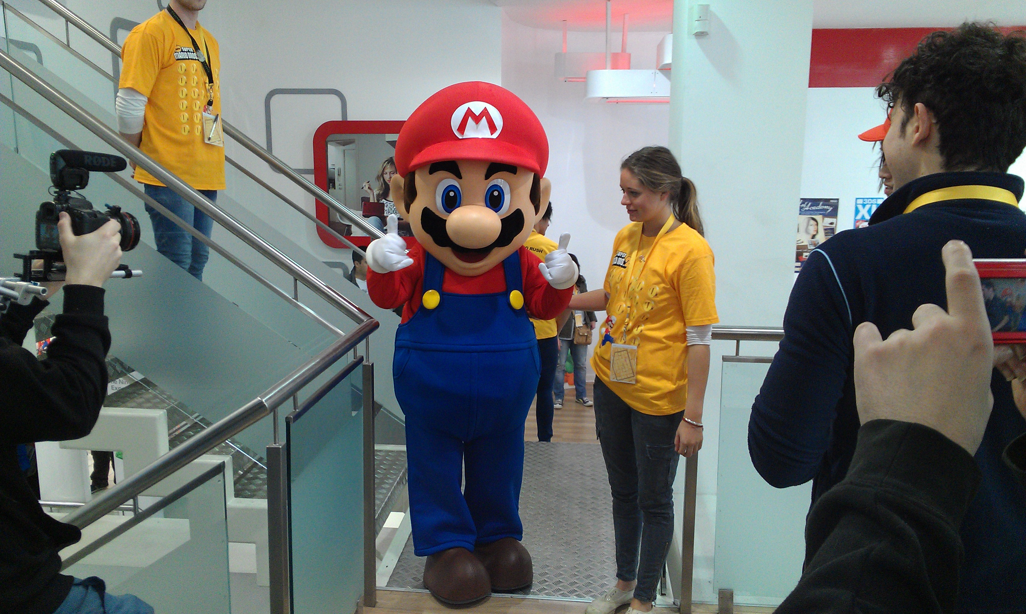 New Super Mario Bros. 2 Shows Up In Melbourne