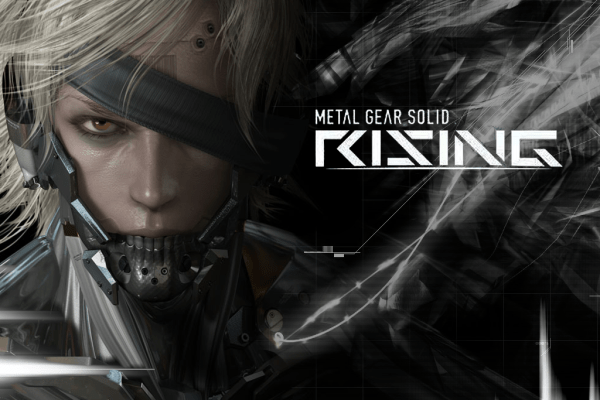 Sneak Peek At Raiden From The MGS Demo