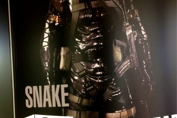 A Closer Look At Snake In Ground Zeroes