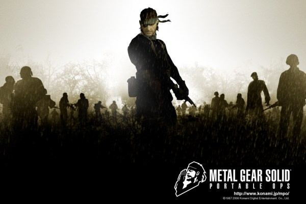 GREE Announces Social Metal Gear, Playable At TGS