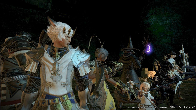 New Trailer & Images For Final Fantasy XIV