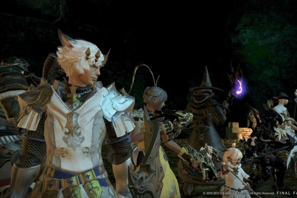 New Trailer & Images For Final Fantasy XIV