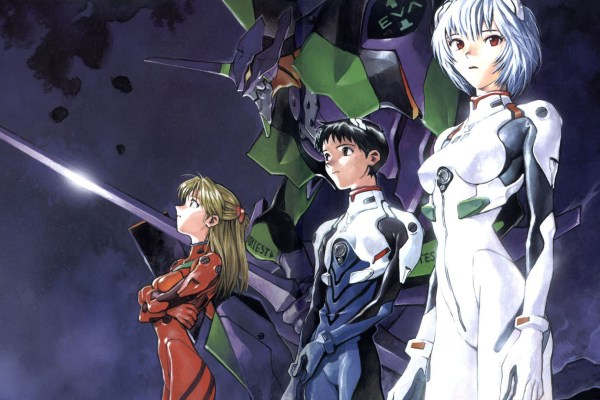 Evangelion Bodyspray Timed For Anime Home Release