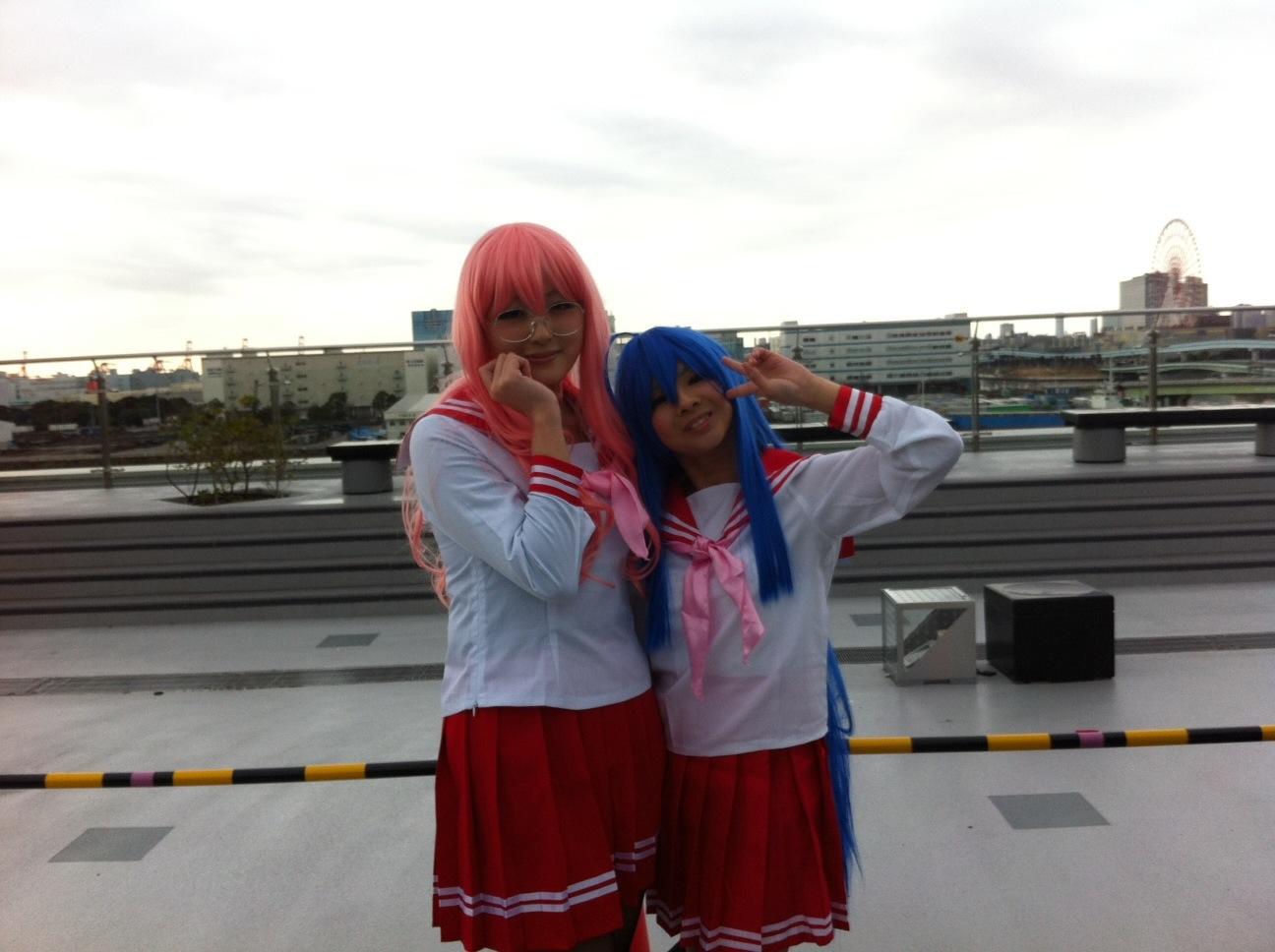 Comiket 83 New Anime Flyers