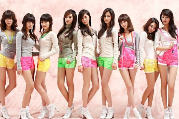 Girls' Generation Teams Up With Hair Brand