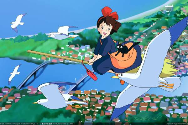 Kiki's Delivery Service movie update