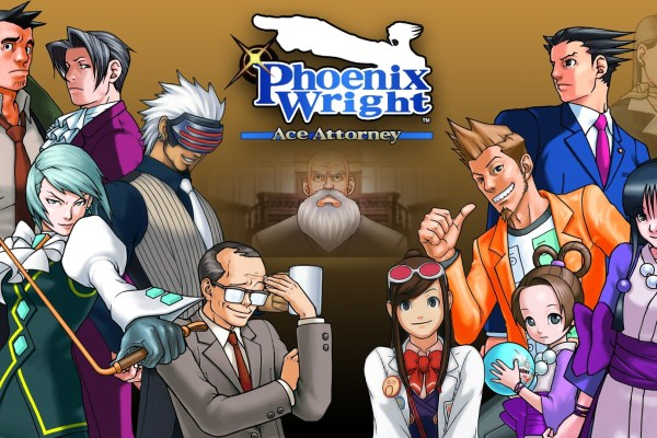 Phoenix Wright returns to the stage