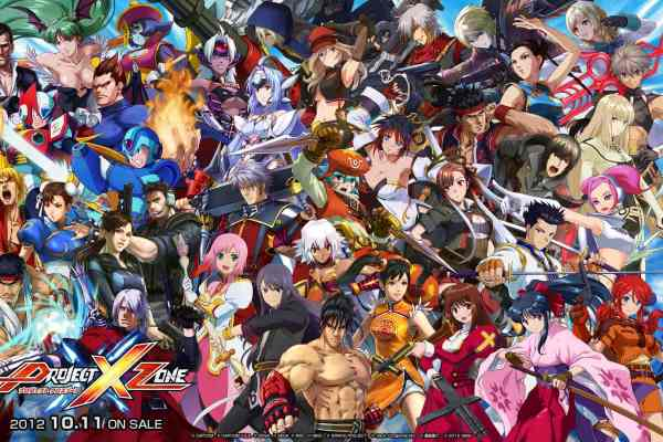 Capcom shows new character trailer for Project X Zone