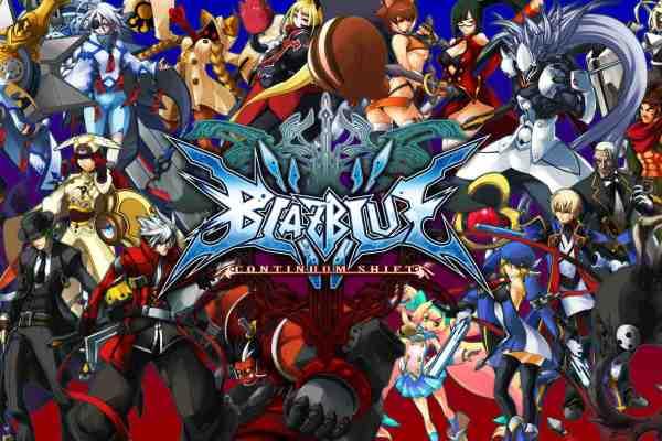 BlazBlue: Chrono Phantasma shows off anime cinematic opening