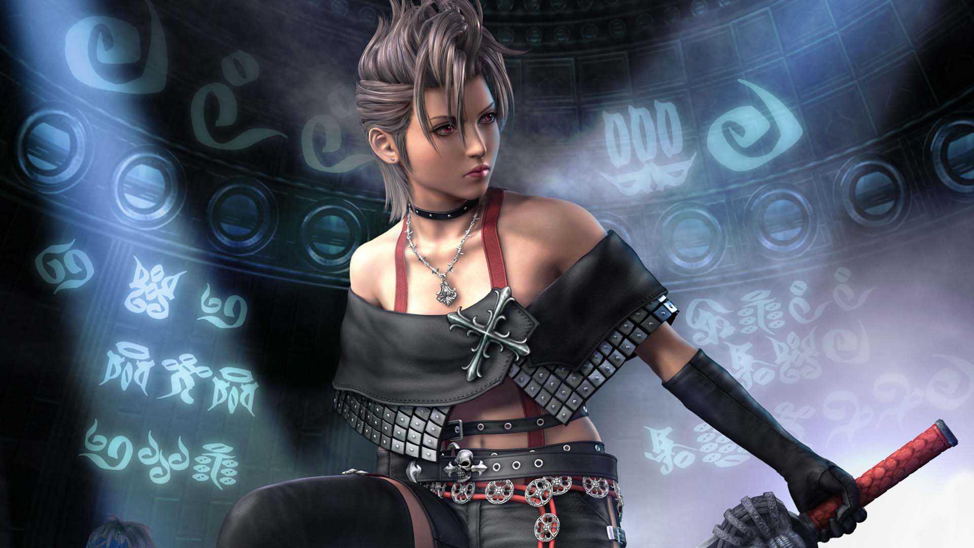 Final Fantasy X-2 HD screenshots look amazing