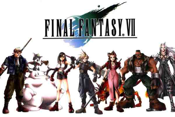 Final Fantasy VII goes international