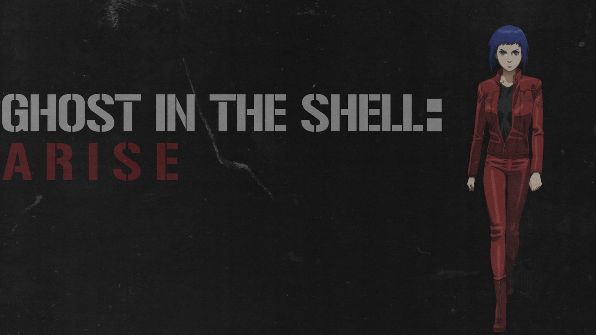 Ghost in the Shell: Arise border:2 teaser trailer