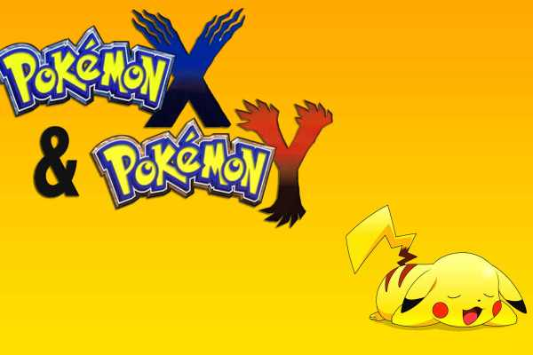 New Japanese trailer for Pokemon X/Y