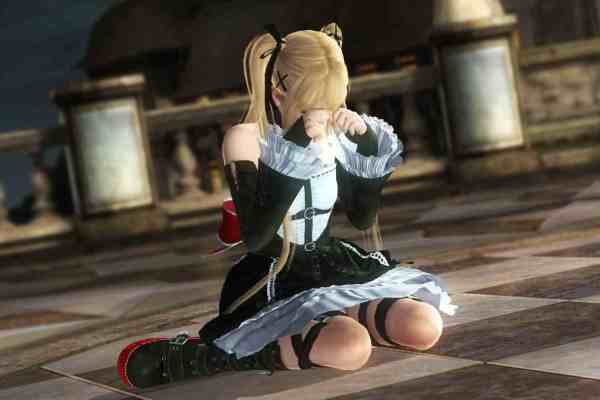 DOA 5 Goth Loli Coming To The West