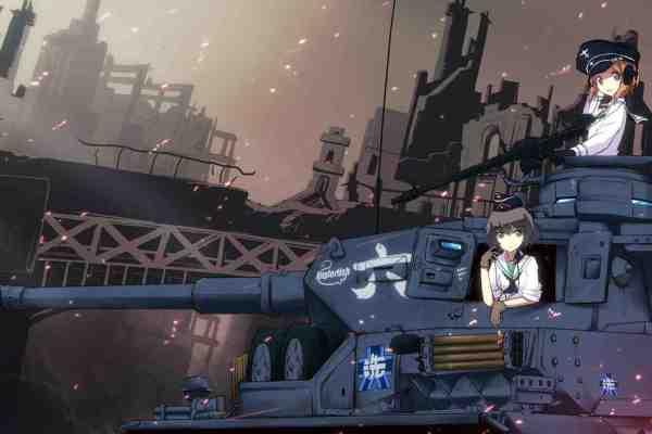 PS Vita Sees Girls Und Panzer Release
