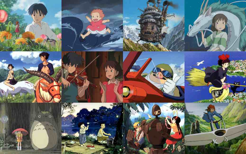 Studio Ghibli Themed Jewellery