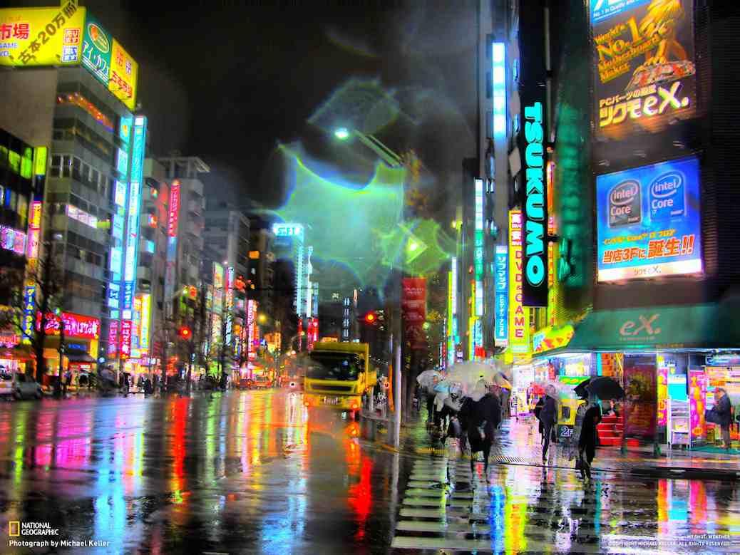 Akihabara Street Ads – March 2014