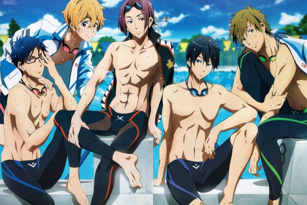 Free! 2nd Season Officially Confirmed